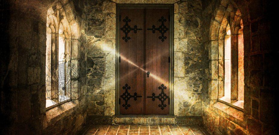 Когда тайное становится явным: скрытые двери в современных интерьерах