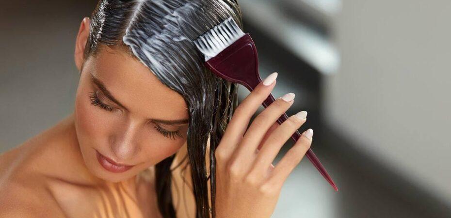 Как покрасить волосы дома и не испортить их