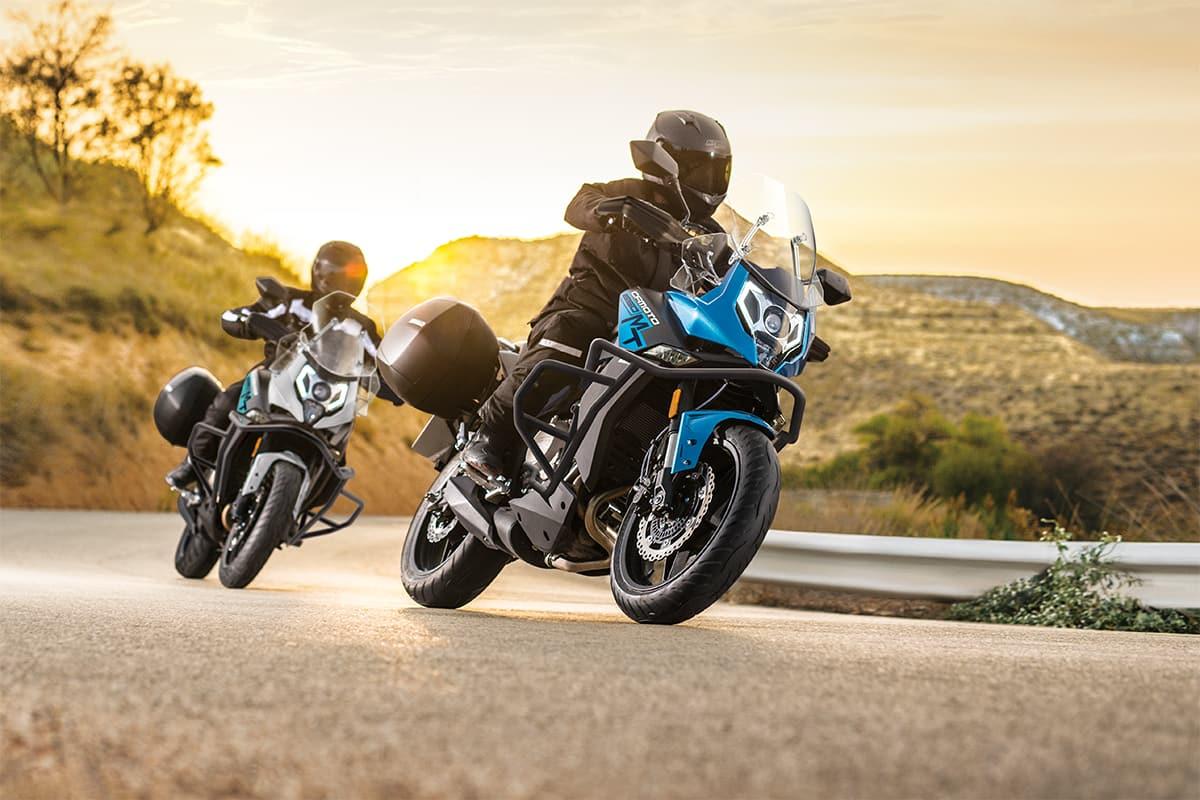 Ключевые особенности мотоцикла