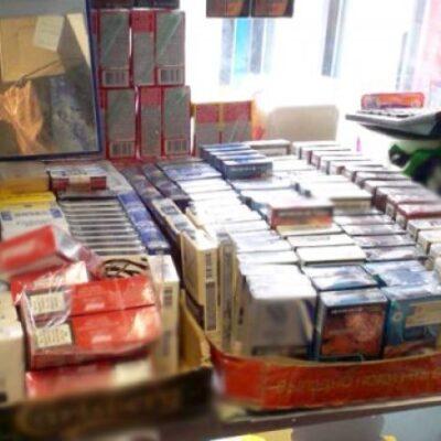 По решению суда на Херсонщине уничтожат около 25 000 пачек фальсифицированных сигарет