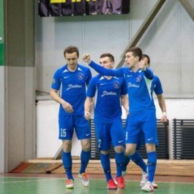 Херсонский «Продэксим» разгромил макендонцев в плей-офф футзальной Лиги чемпионов