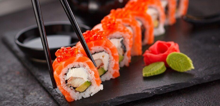 Какую рыбу используют для приготовления суши?