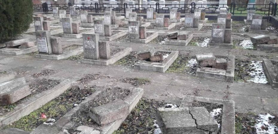 Общественники Херсона рассказали, как продвигается работа по восстановлению мемориального захоронения