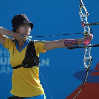 Новокаховчанка поборется за награды Гран-При Европы по стрельбе из лука